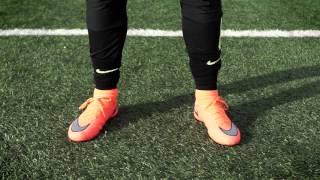 CS Challenge - Allenamento 1/4 - Velocità con Nike Mercurial