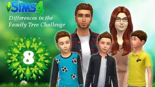 SIMS 4: Differences in the Family Tree - S1 - del 8 | DRAGEFRUGT!