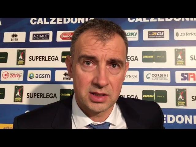 16 dicembre 2018 - Nikola Grbic
