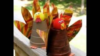 Thanksgiving Arts And Crafts Kids