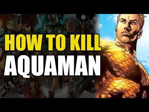 How To Un-Alive Aquaman (How To Un-Alive Superheroes)