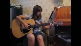 (Sungha Jung) Sing for you - Sandra voevodina