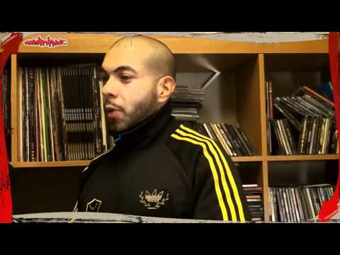 Part 1: Azad: Was ist Hiphop? (Hiphop.de Interview)