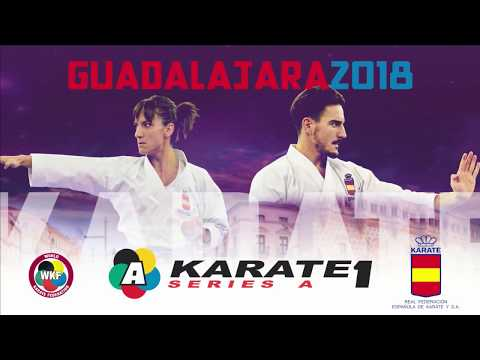 Karate 1-Series A Guadalajara, Spain 2018 | FINALS