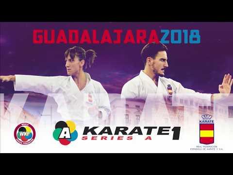 Karate 1-series a guadalajara, spain 2018   finals