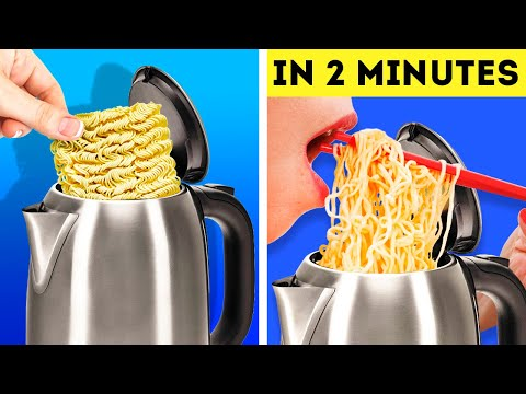 15 QUICK KITCHEN LIFE HACKS EVERYONE MUST KNOW