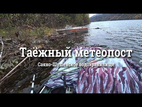 Как живут люди в Сибирской тайге В гостях у Кости!