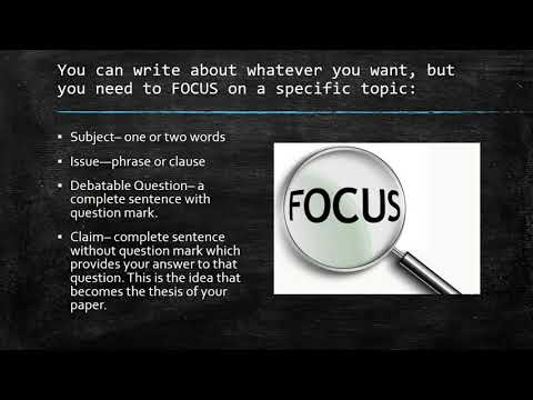 Pre-Researched Argument Essay Examples and Philosophy