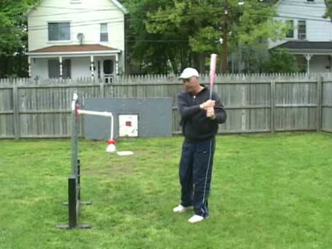 THE HIT ROPE, A GOOD BATTING PRACTICE SWING TRAINER FOR ...