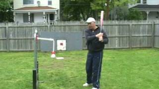 THE HIT ROPE, A GOOD BATTING PRACTICE SWING TRAINER FOR KIDS, by Joe Practice™
