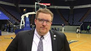 Coach Slessinger Recaps Win over South Alabama