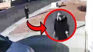 5 Scary Things Caught On Camera : WITCHES