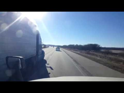 BigRigTravels LIVE! Gretna to Grand Island, Nebraska Interstate 80 West-Dec. 15, 2018