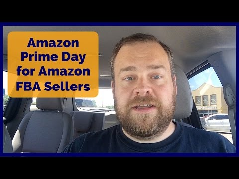 Amazon Prime Day - Make the Most of it as an Amazon FBA Seller
