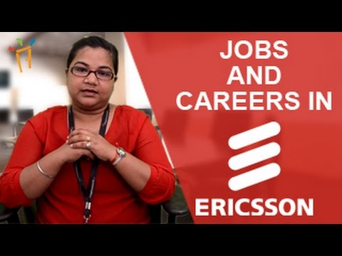 ERICSSON– Recruitment Notifications, IT Jobs, Walkin,Career,Oppurtunities, Campus Placements