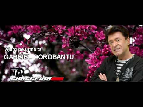 Gabriel Dorobantu - Alerg pe urma ta