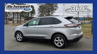 2018 Ford Edge SE 360 Degree Virtual Test Drive