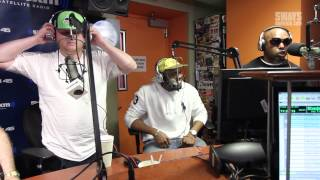 Acapella Freestyle: Math Hoffa, Iron Sheikh and Bigg K on Sway in the Morning