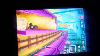Truco de subway surf (sirve - distancia)