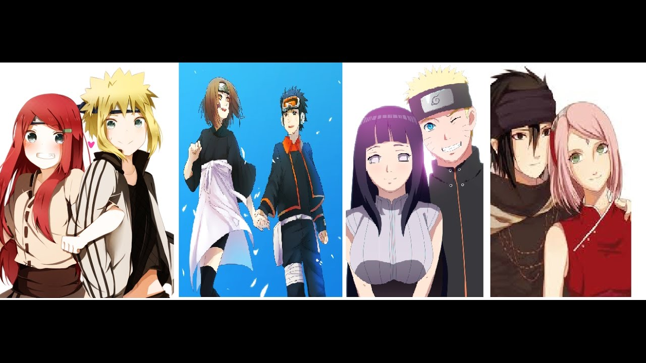 Download Best 4 pairs in Naruto - AMV