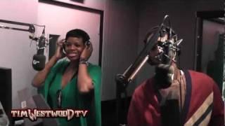 Westwood - D Double E *HOT* freestyle ft. Fantasia