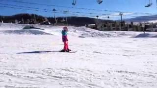 Ruby Skiing 2015 mob Video