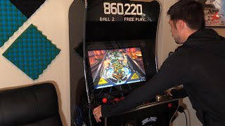 How to Make a Virtual Pinball Machine with DMD on Atgames Arcade Cabinet Build