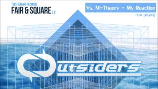 Outsiders Vs. M-Theory - My Reaction