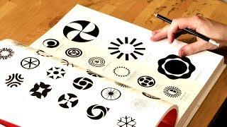 ✏️ À La Conception D'Un Logo Moderne | Début À La Fin
