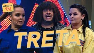 Deu TRETA! Maiara e Maraisa estão em guerra no palco | Ferdinando Show - O Game | Humor Multishow
