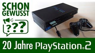 20 Jahre PlayStation 2 - dİe perfekte Konsole? (PS2, deutsch)