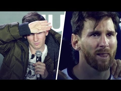 Lionel Messi talks about his very difficult childhood | Oh My Goal