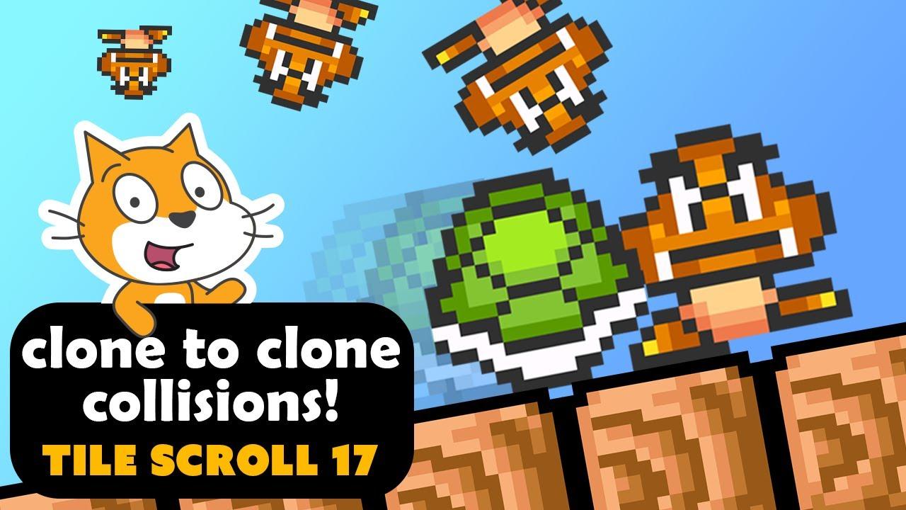 Download Clone Collision Tricks   Koopa & Shells   Tile Scrolling Platformer e17