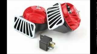 Fiamm Technologies El Grande Twin Electric Universal Horns