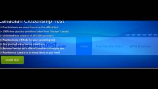 New Canadian Citizenship Test 2014 Questions Free