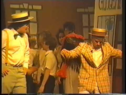 The Music Man - Hutchinson High School Feb 1989
