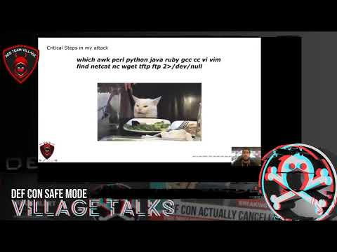 DEF CON Safe Mode Red Team Village - Guillermo Buendia - Swift SPID SPEI Basic Hacking Techniques