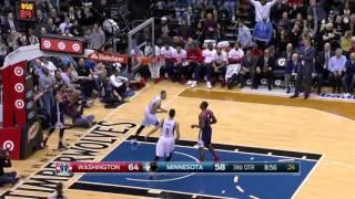 Minnesota Timberwolves Top 10 Plays of NBA 2015-16 Season