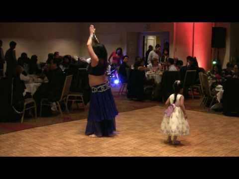 Priscilla Chua's Birthday Celebration - Belly Dancing by Andrea