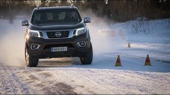 Testissä uusi Nissan Navara (Teknavi 2017)