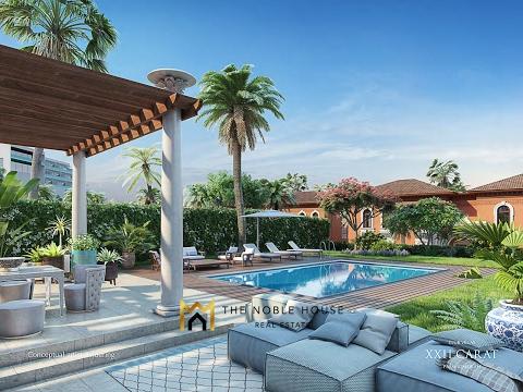 XXII Carat Villas On The Palm Jumeirah - The Noble House Real Estate Dubai
