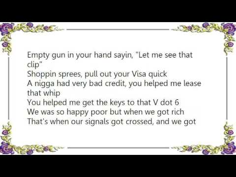 Jay-Z - Song Cry Lyrics