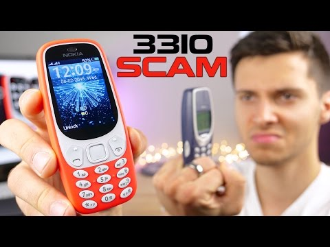 Thumbnail: New Nokia 3310 Unboxing & Review - I Got Scammed :(