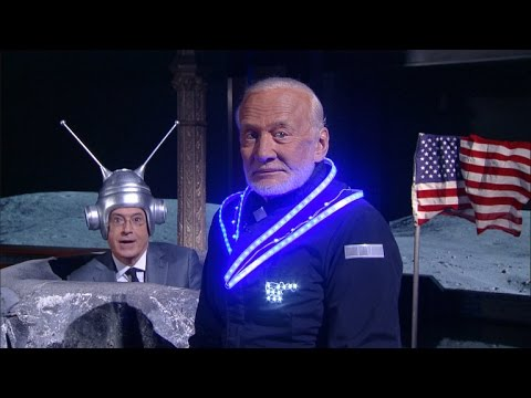 Moon Scoops with Buzz Aldrin