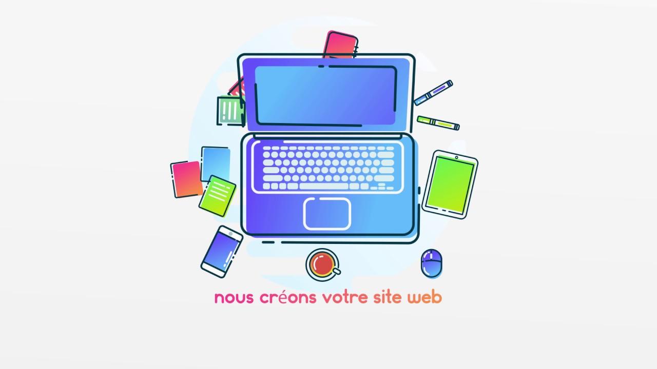 Agence web Dijon - Creation site internet - YouTube 37f733197509