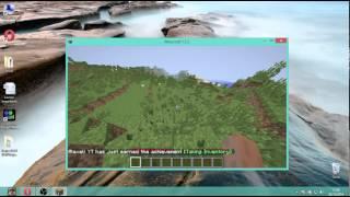 Cum sa faci un server de Minecraft fara hamachi sau altfel de program !