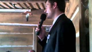 5/2012 Dusan proslov svatba Robert
