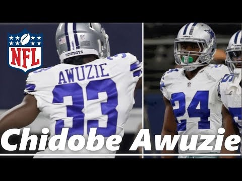 Chidobe Awuzie Switch his Number from #33 to #24 Significance