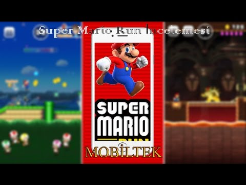 how to play mario on iphone