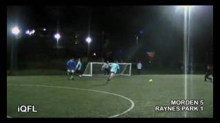 BF IQFL WEEK8 MATCH2 - FOOTBALL LEAGUE BAITUL FUTUH REGION LONDON